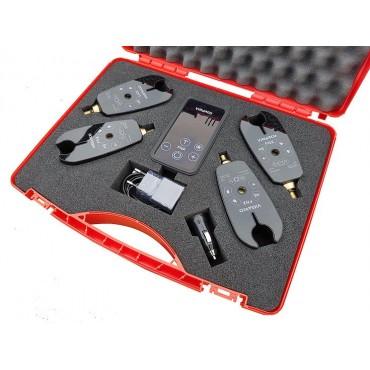 Набор электронных сигнализаторов поклевки VIMARCO FNX  SET 4+1