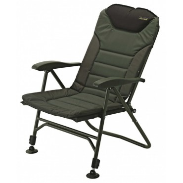 Кресло карповое MAD SIESTA RELAX CHAIR ALLOY