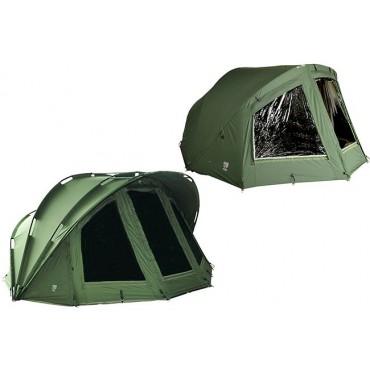 Карповая палатка с накидкой...
