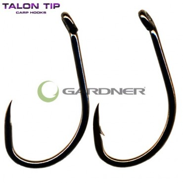 Карповые крючки Gardner Talon Tip Hook 10 шт. купить