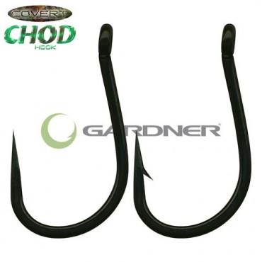 Карповые крючки Gardner Covert Chod Hook 10 шт. купить