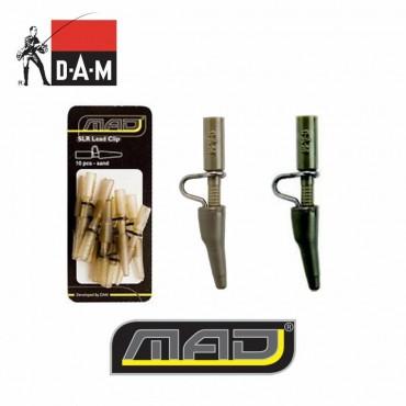 Безопасная клипса DAM MAD SLR LEADCLIP 10 шт купить
