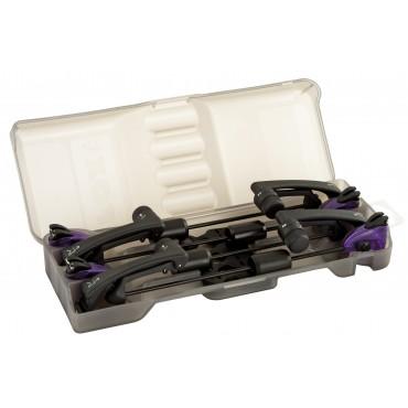 Набор свингеров FOX MK2 EURO SWINGER 4 Rod Set Purple
