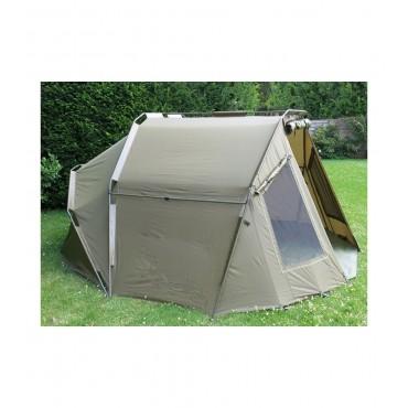 Карповая палатка с накидкой Pelzer