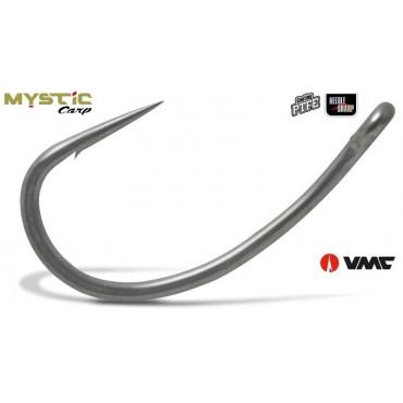 Карповые крючки VMC Mystic Carp Curve Shank 10 шт. купить