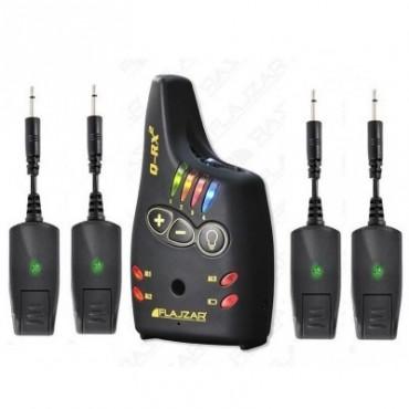 Набор передатчиков для электронных сигнализаторов поклевки Flajzar Q-TX2 4+1