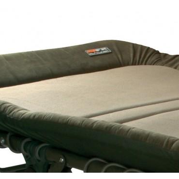 Карповая раскладушка Fox Flatliner FX Bedchair купить
