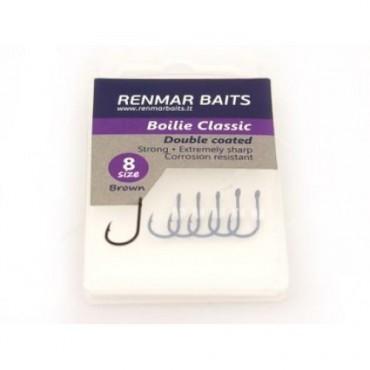 купить Карповые крючки Renmar Baits Hooks Boilie Classic 10 шт.
