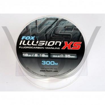 Флюорокарбоновая леска Fox Illuzion XS Fluorocarbon Mainline 0,28 mm 300 m купить