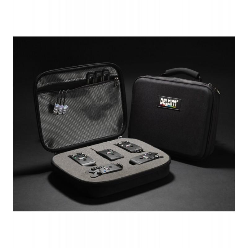 Набор электронных сигнализаторов Delkim Tx-i Plus Set 3+ 1