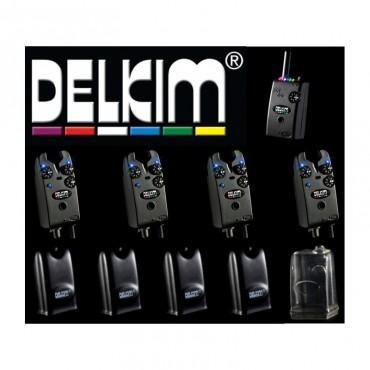 Набор электронных сигнализаторов Delkim Tx-i Plus 4+1