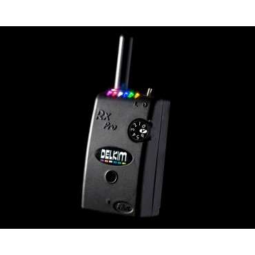 Пейджер для электронного сигнализатора поклевки Delkim Rx Plus Pro – Mini Receiver