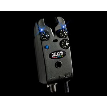 Электронный сигнализатор поклевки Delkim Tx-i® Plus – Electronic Bite Alarm