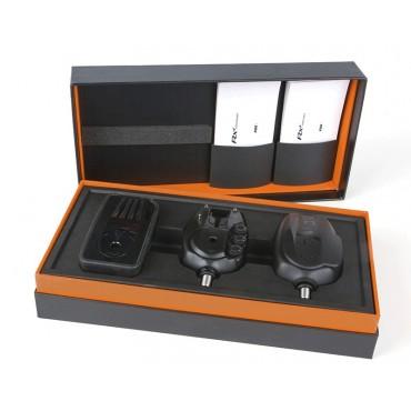 Набор электронных сигнализаторов поклевки Fox RX+® 2-ROD PRESENTATION SET 2+1