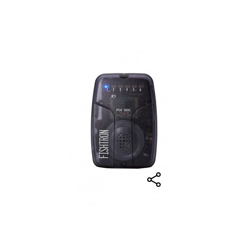 Пейджер для электронного сигнализатора поклевки Flajzar Fishtron RX SIX