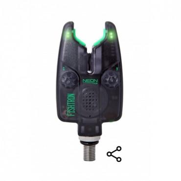 Набор Электронных Сигнализаторов Поклевки Flajzar FISHTRON NEON TX3 SET 3+1