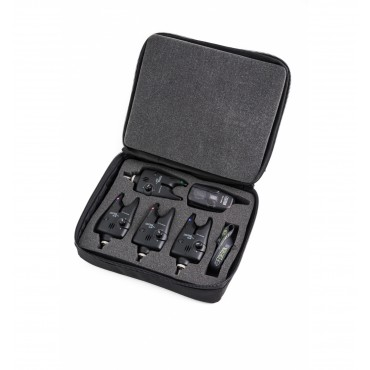 Набор сигнализаторов поклевки Flajzar FISHTRON SET E3TX 4+1
