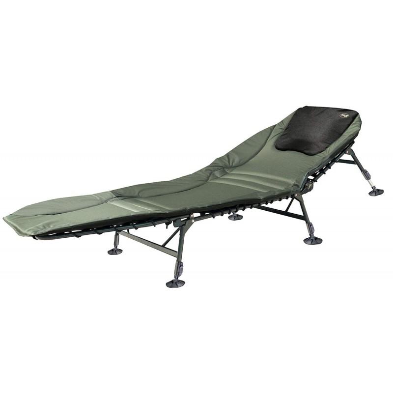 Карповая раскладушка Cormoran Pro Carp 6-Leg Bedchair Model 8212