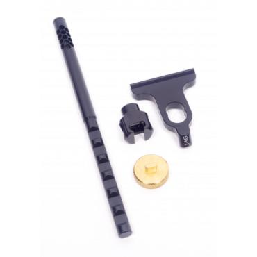 Фиксатор для удилищ JAG Products Snag Ear Prolite Black Small NEW