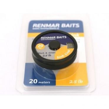 Поводочный материал Renmar Baits Sink-Link 20 m купить