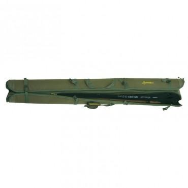Чехол для удилищ и спиннингов жесткий Acropolis КВ-12а 160 см купить