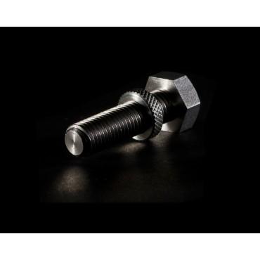 Болт удлиненный для крепления сигнализатора Delkim Extra Long S/S Bolt & Locking Ring