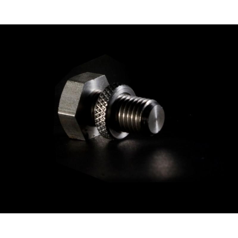 Болт стандартный для крепления электронного сизнализатора Delkim Standard S/S Bolt & Locking Ring