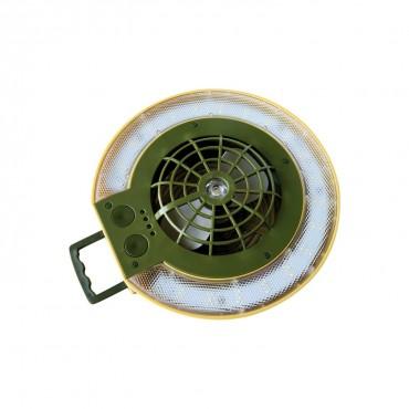 Лампа PELZER Bivvy Light + Fan (storage battery 4000mA)