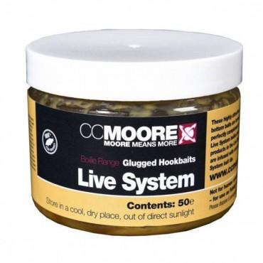 CC Moore Live System Glugged Hookbaits 10×14mm