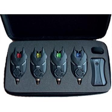Набор электронных сигнализаторов DAM TF BITE ALARM SET 4+1