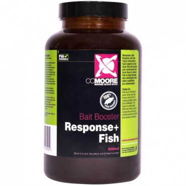 CC Moore Booster Response+ Fish 500ml