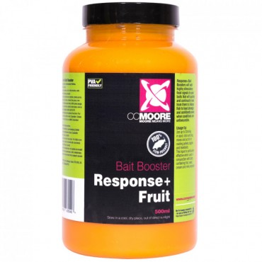 CC Moore Booster Response+ Fruit 500ml