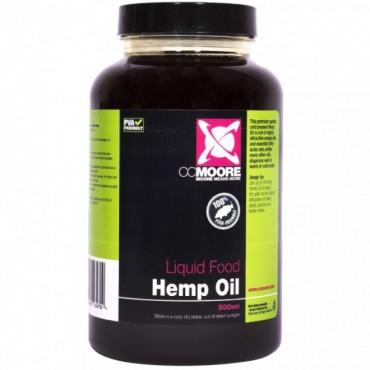 CC Moore Liquid Hemp Oil 500ml