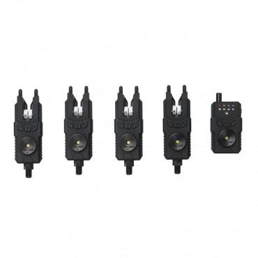Набор электронных сигнализаторов PROLOGIC CUSTOM SMX MKII BITE ALARM SET 4+1