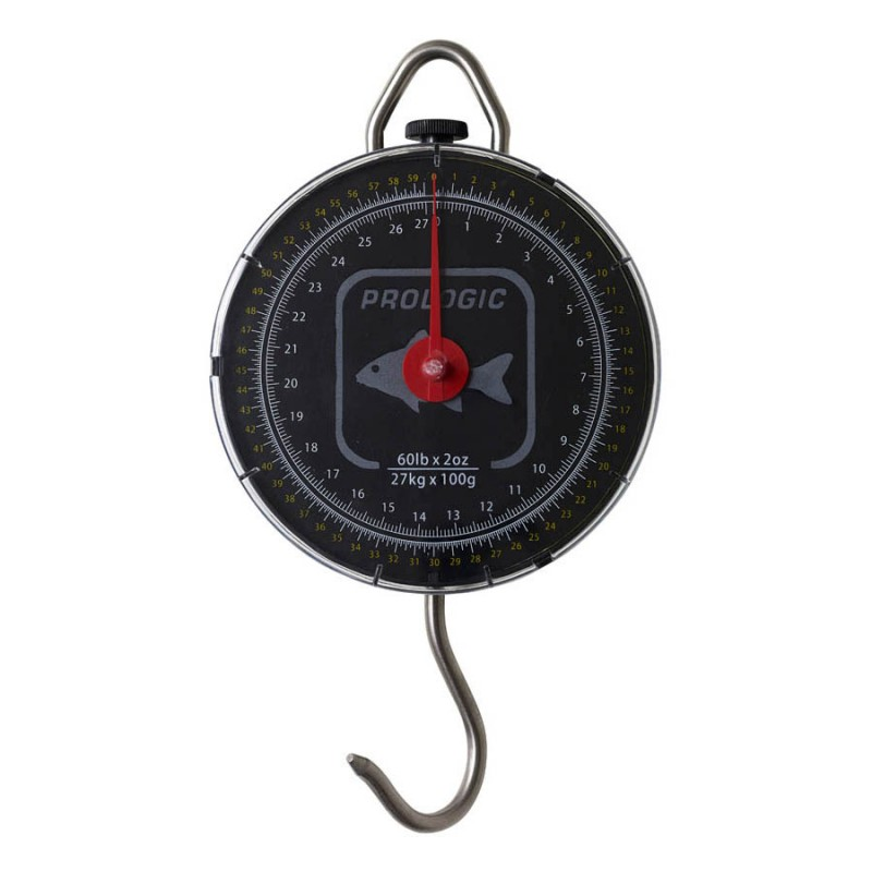 Весы PROLOGIC SPECIMEN/DIAL SCALES 120lbs 54кг