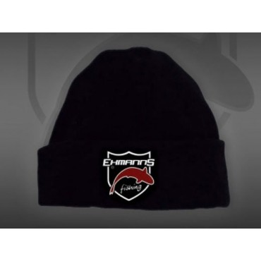 Шапка Ehmanns Black Fleece Hat